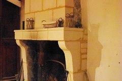 Petite cheminée paysanne