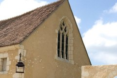 Fenestrage gothique flamboyant XVe siècle