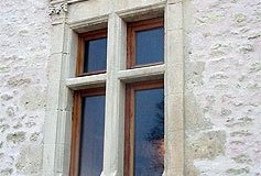 Fenêtre à meneau Renaissance
