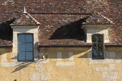 Lucarne paysanne XVIIIe siècle
