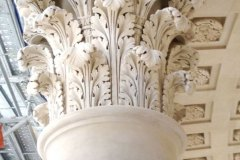 Chapiteau corinthien du Panthéon à Paris